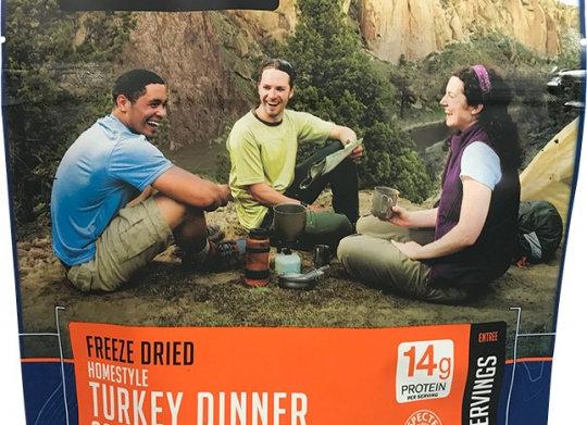 Turkey Dinner Casserole