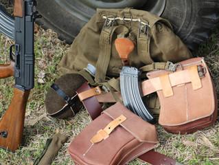 Field gear!