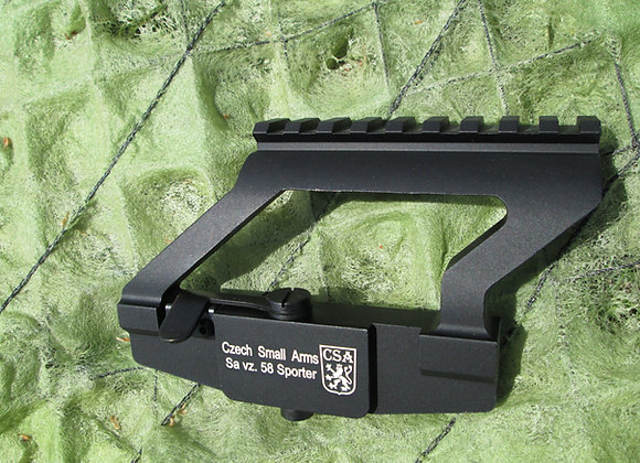 LPM-1H, Low profile optic mount