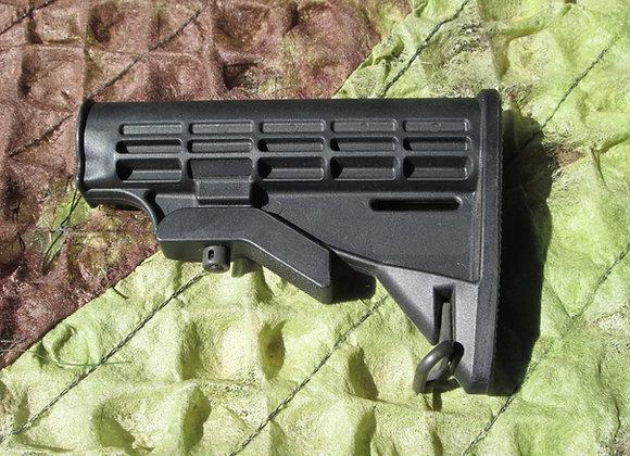 AR-15 buttstock