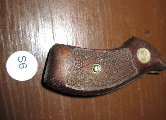 S&W wood grips, Detective, used