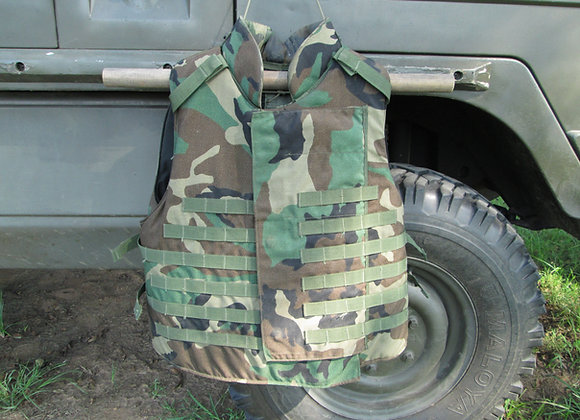 Interceptor vest