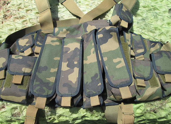 Russian chest rig, AK-47
