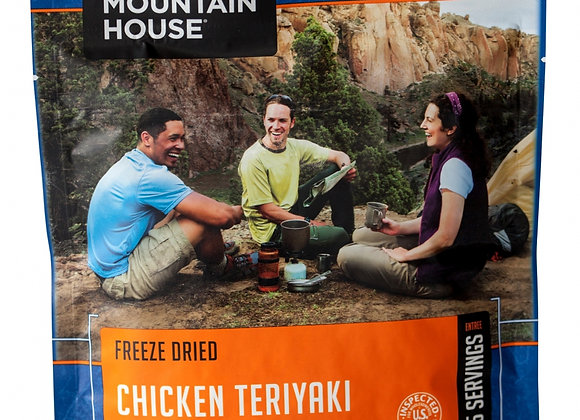 Chicken Teriyaki w/Rice