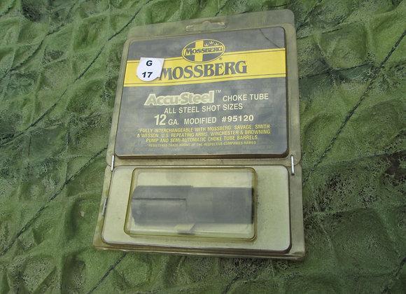 Mossberg screw in modified choke, New