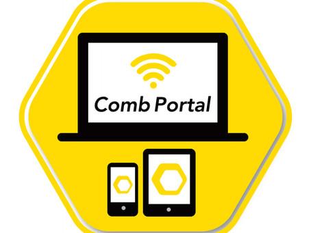 Comb Portal selects iPB7 reader