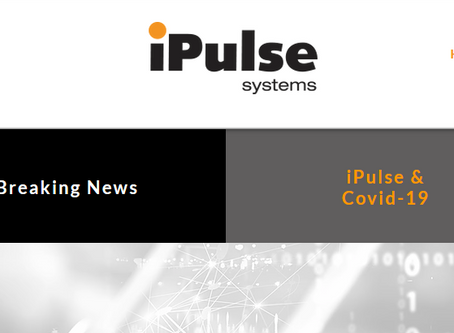 iPulse during Covid19 Lockdown