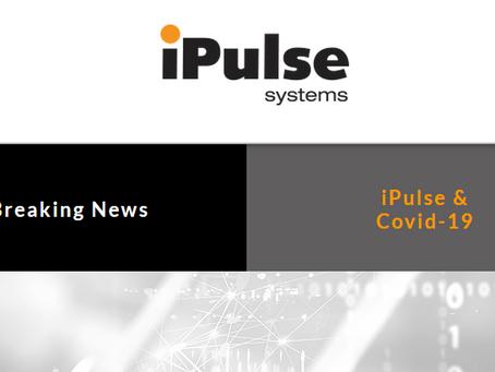 iPulse during Covid19 Lockdown