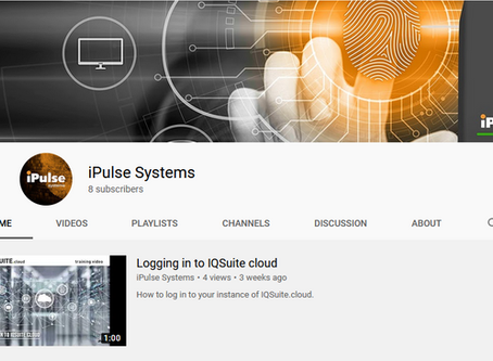 iPulse Launches YouTube Channel