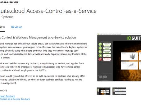 IQSuite on Microsoft Marketplace