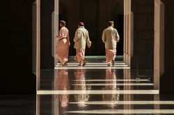 Oman, grande mosquée