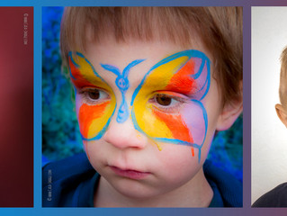 Emotion d'un papillon