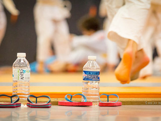 Petits pieds au judo