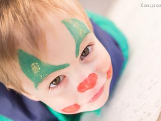 Petit clown ... et fier de l'être
