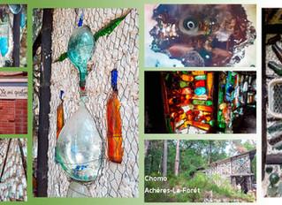 Vizit inqroiable ché Chomo à Achères la Forêt