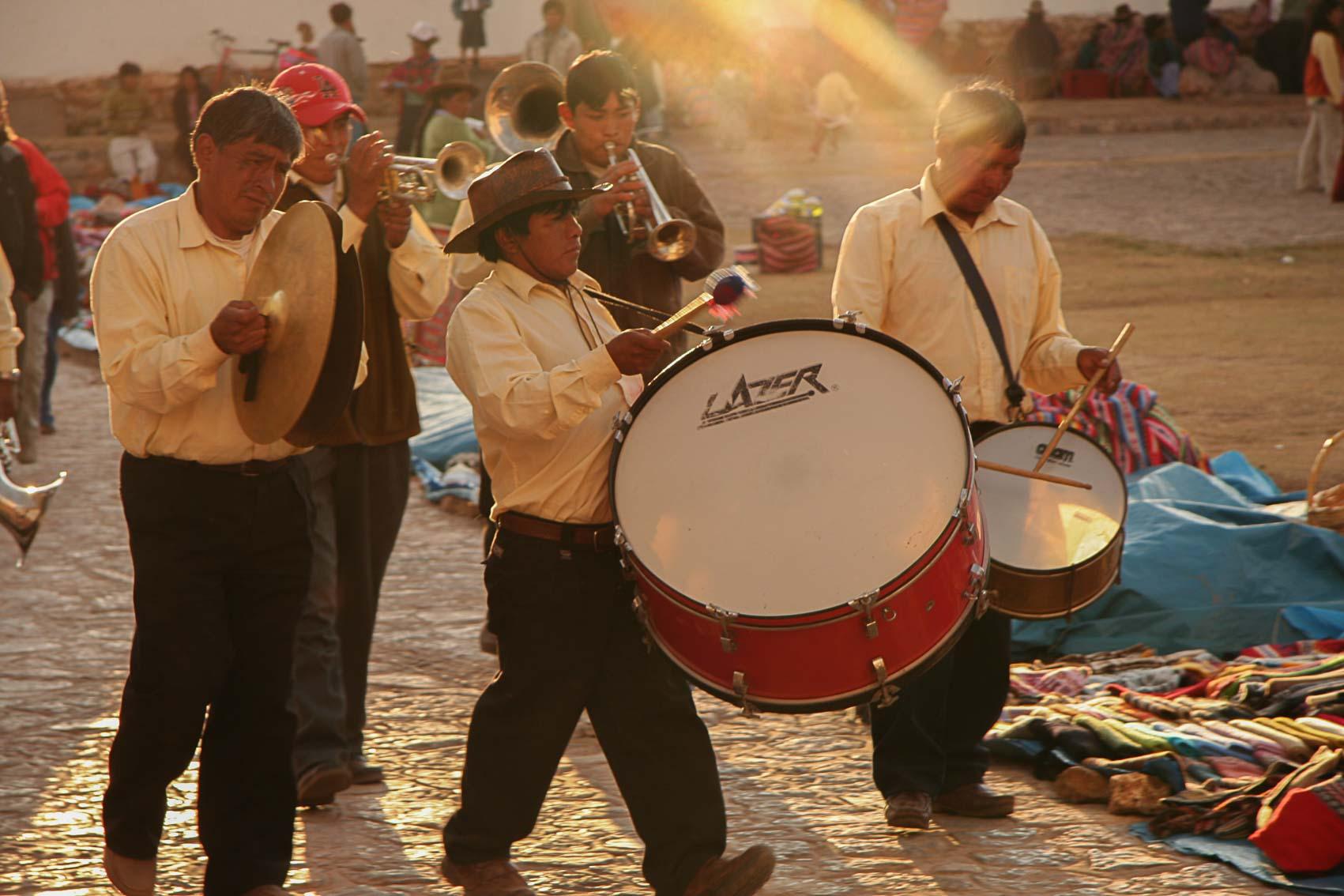 Pérou, Chinchero