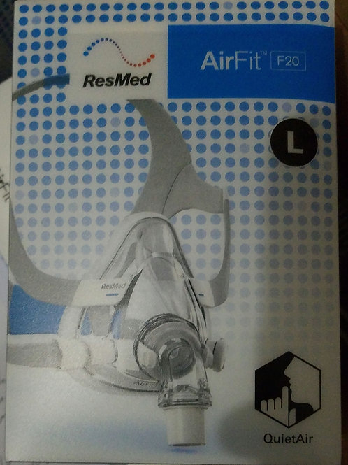 Airfit F20 Full Face Mask Large 63402