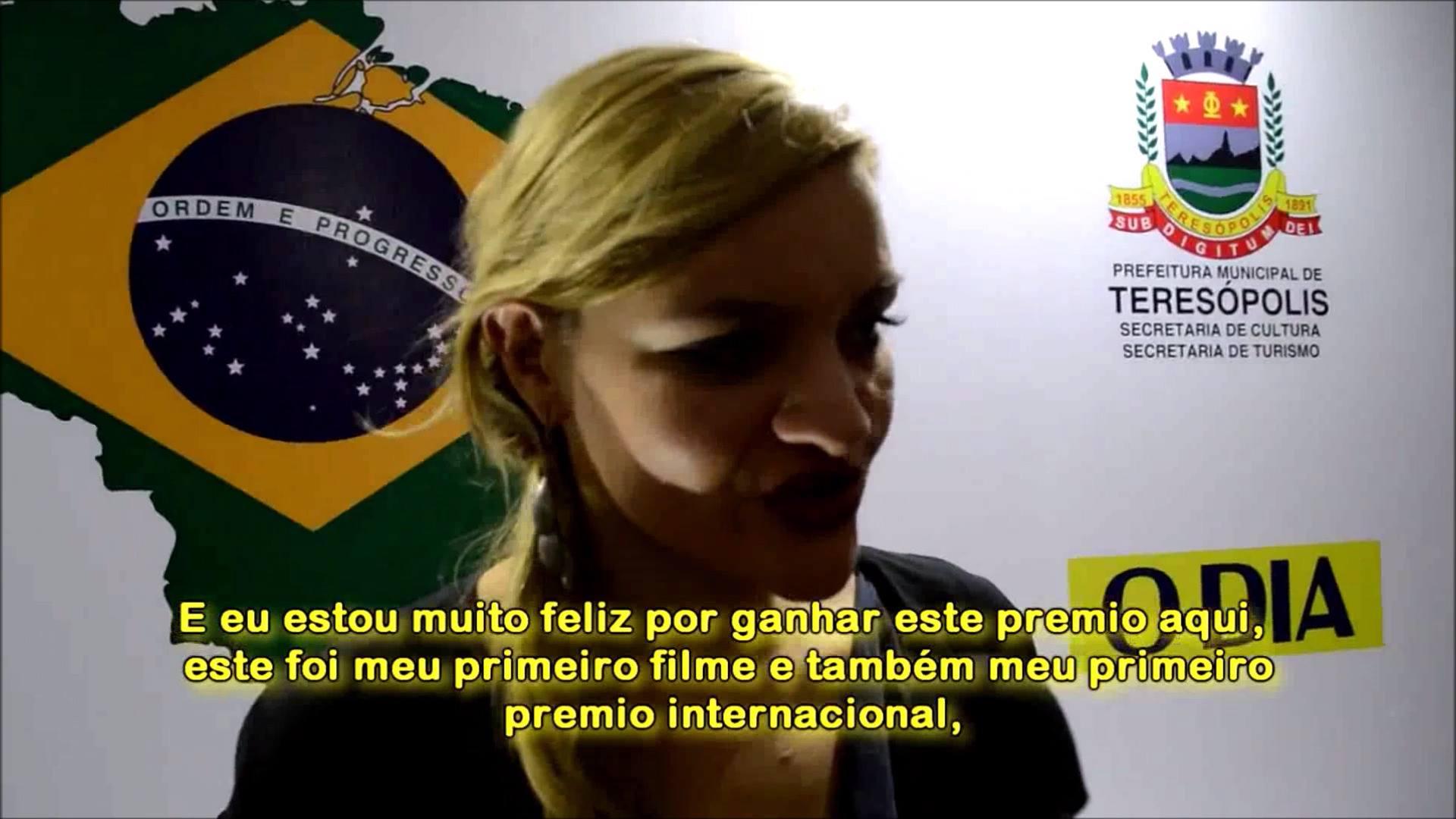 Interview from Brazil International Film Festival