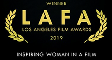 LOS ANGELES FILM AWARDS - INSPIRING WOMA