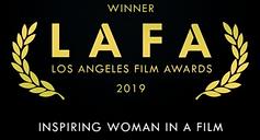 Los Angeles Film Awards_inspiring woman