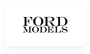 Ford Models Logo on Neuron UI UX Design Agency Homepage