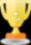 Top Performer Trophy in-app reward