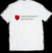 Designed brand materials - shirt