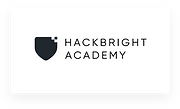 Hackbright Academy Logo on Neuron UI UX Design Agency Homepage