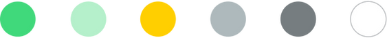 SmartRG mobile app UX UI design color pallete