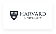 Harvard Logo on Neuron UI UX Design Agency Homepage