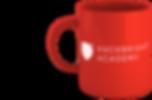 Designed brand materias - coffee mug