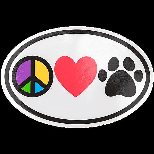 Peace, Love & Dogs