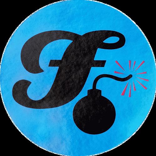 F Bomb Blue