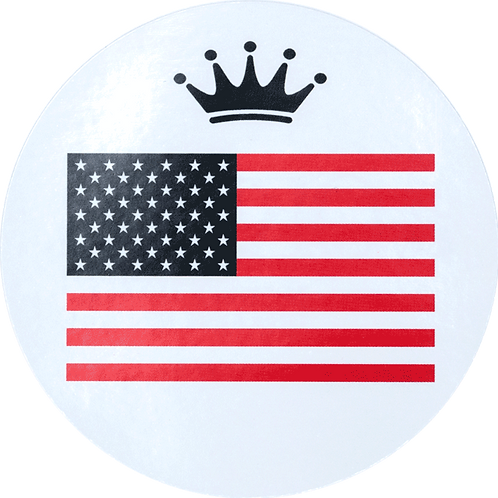 Flag & Crown
