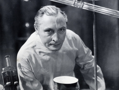 The Classic Horrors Club Podcast EP 41: The Rise & Fall of Lionel Atwill