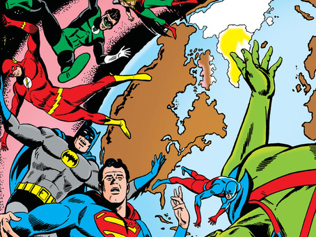 Wonder Woman w/o Powers Pt. 36: Justice League of America #71