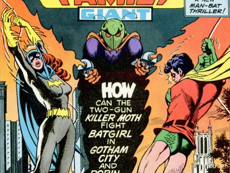 Man-Bat Pt. 16: Batman Family #15