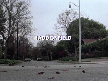 Halloween: A Trip to Haddonfield... California?