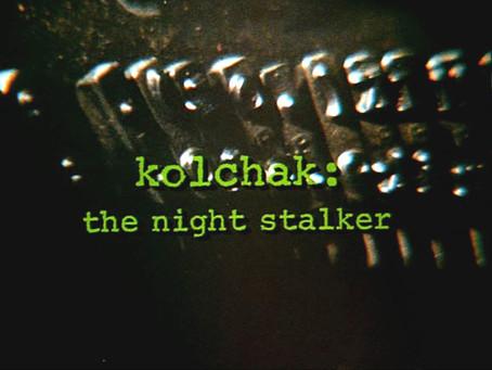 TV Terror Guide: Kolchak the Night Stalker (The Sentry)