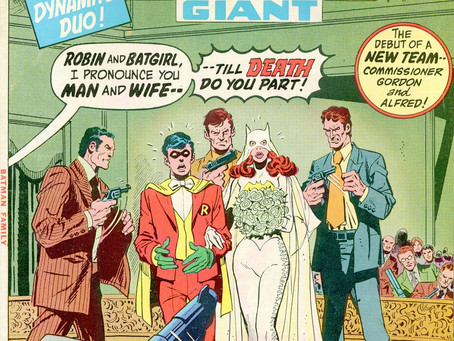 Man-Bat Pt. 12: Batman Family #11