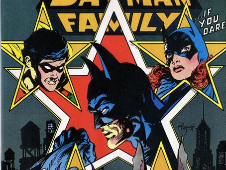 Man-Bat Pt. 18: Batman Family #17