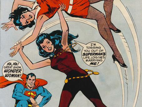 Wonder Woman w/o Powers Pt. 8: Superman's Girlfriend, Lois Lane #93