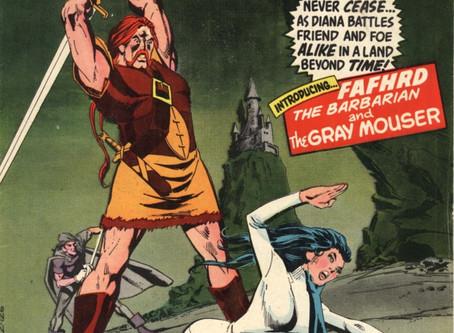 Wonder Woman w/o Powers Pt. 28: Wonder Woman #202