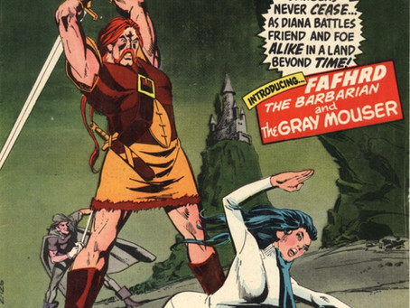 Wonder Woman w/o Powers Pt. 28: Wonder Woman #202