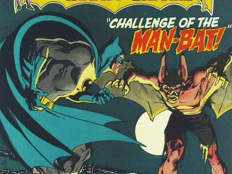 Man-Bat Pt. 1: Detective Comics #400
