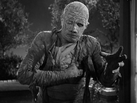Universal Monsters: The Mummy's Ghost (1944)