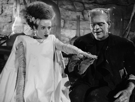 Universal Monsters: Bride of Frankenstein (1935)
