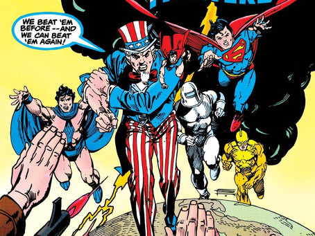 Freedom Fighters Pt. 22: DC Comics Presents #62