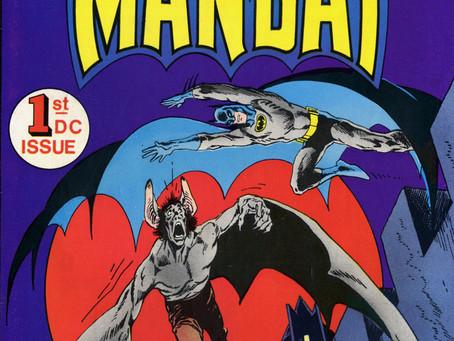 Man-Bat Pt. 8: Man-Bat #1