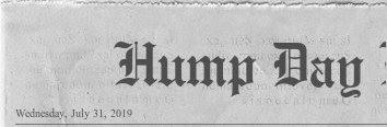 Hump Day Headline #33